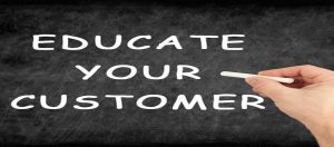 Educate Your Customers down their Buying Journey
