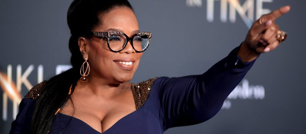 Oprah Winfrey Says this Decision Separates People Who Achieve Success From Those Who Only Dream