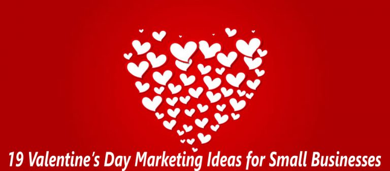 19 Valentine's Day Marketing Ideas for Small Businesses