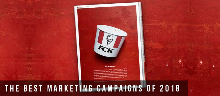 The Best Marketing Campaigns of 2018: Part 2