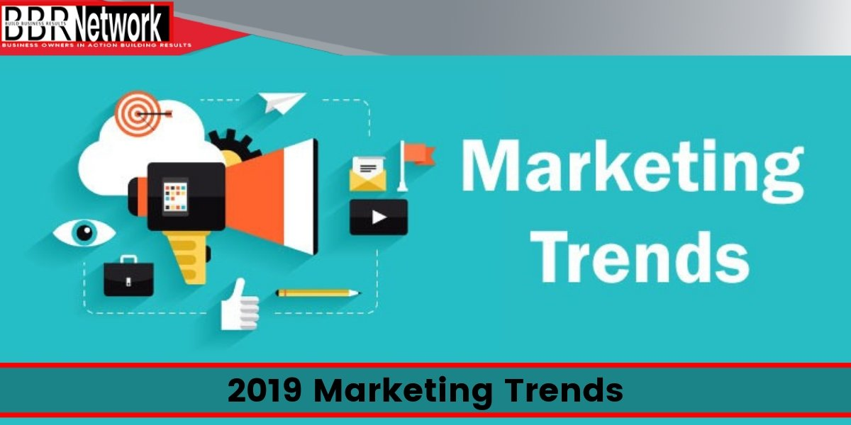 2019 Marketing Trends
