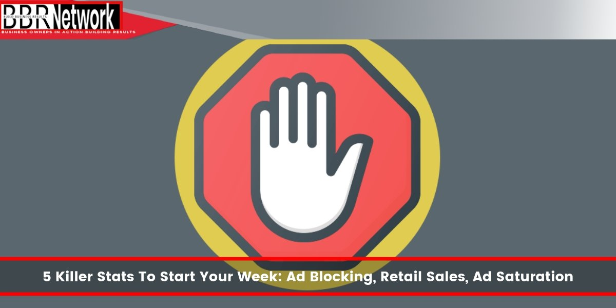 5 Killer Stats To Start Your Week_ Ad Blocking, Retail Sales, Ad Saturation