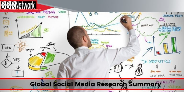Global Social Media Research Summary
