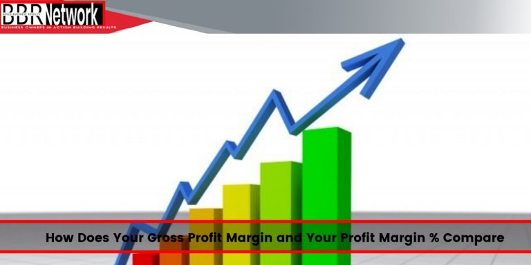 How Does Your Gross Profit Margin and Your Profit Margin % Compare