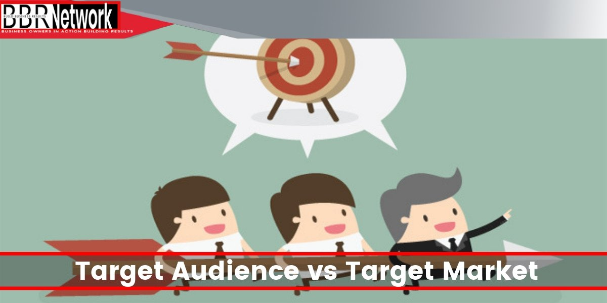 Target Audience vs Target Market