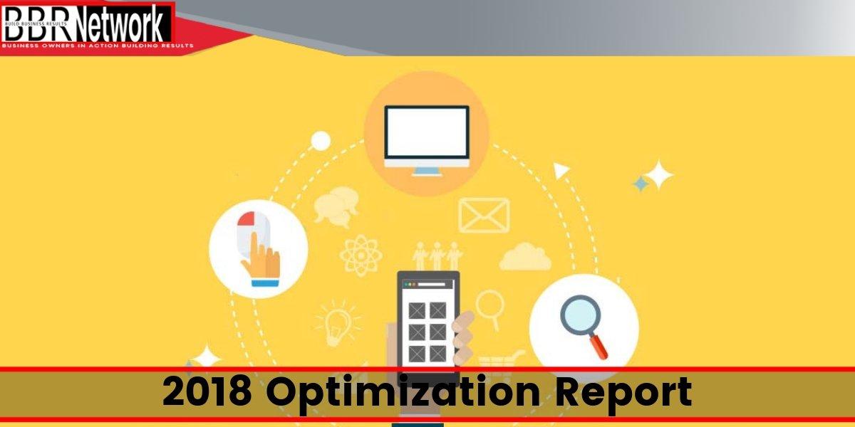 2018 Optimization Report
