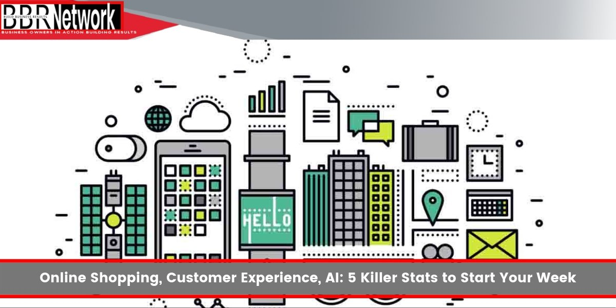Online shopping, customer experience, AI_ 5 killer stats to start your week (2)