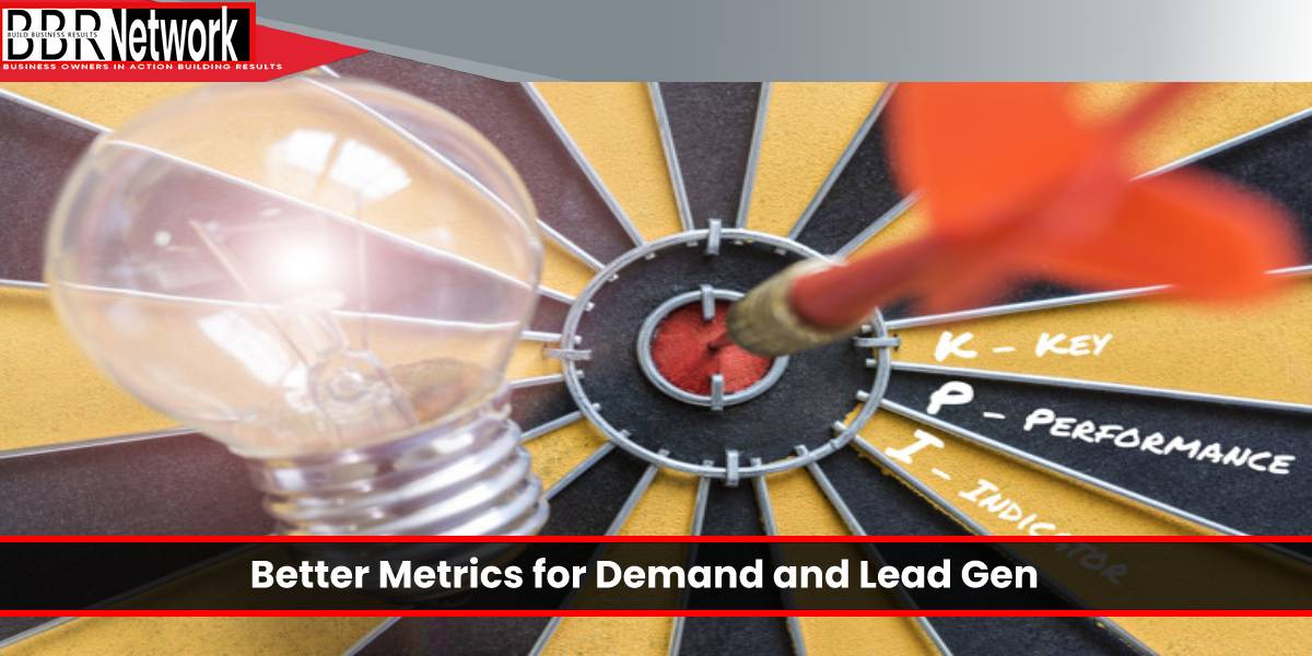 Shares Don't Cut It: Pick Better Metrics for Demand and Lead Gen