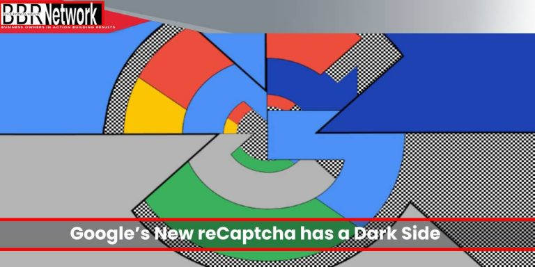 Google's New reCaptcha has a Dark Side