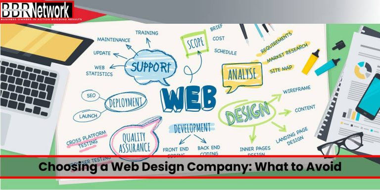 Choosing a Web Design Company: What to Avoid