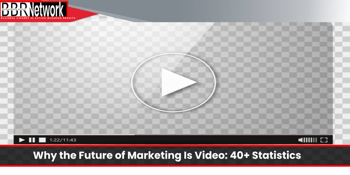 Why the Future of Marketing Is Video: 40+ Statistics [Infographic]