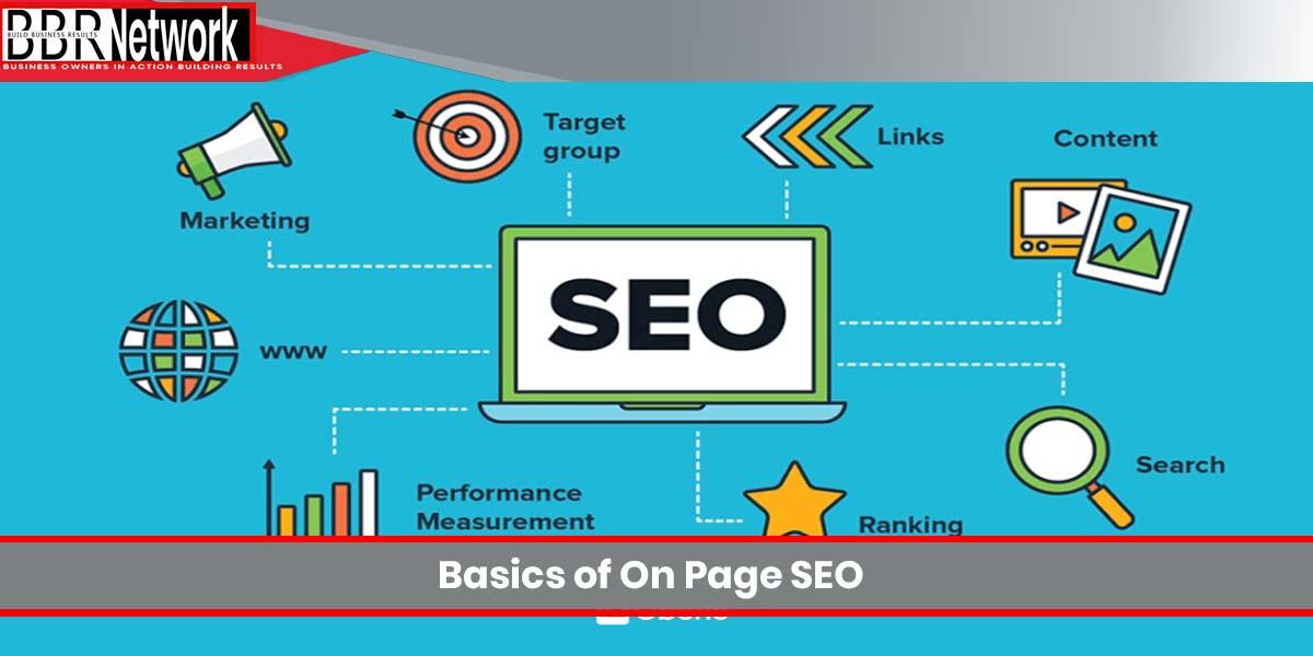 Basics of On Page SEO