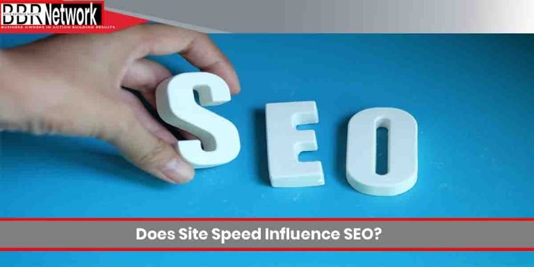 Does site speed influence SEO?