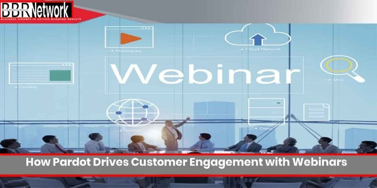 How Pardot Drives Customer Engagement with Webinars