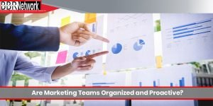 Are Marketing Teams Organized and Proactive?