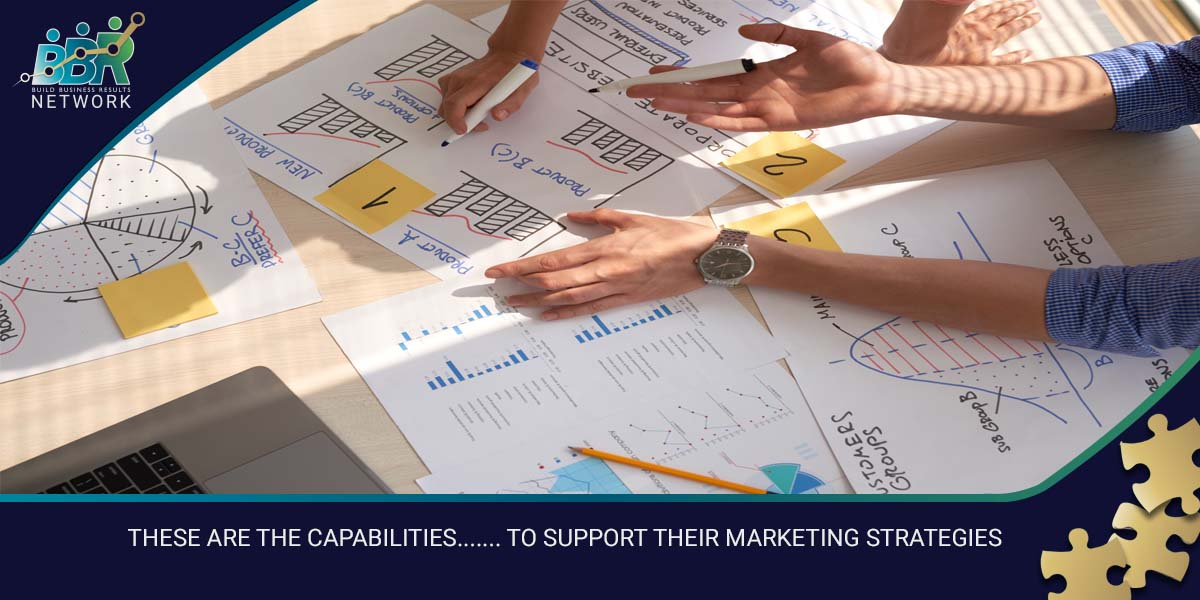 THESE ARE THE CAPABILITIES CMOS FEEL ARE MOST VITAL TO SUPPORT THEIR MARKETING STRATEGIES