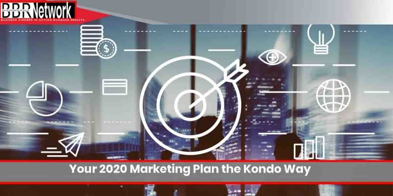 Your 2020 Marketing Plan the Kondo Way