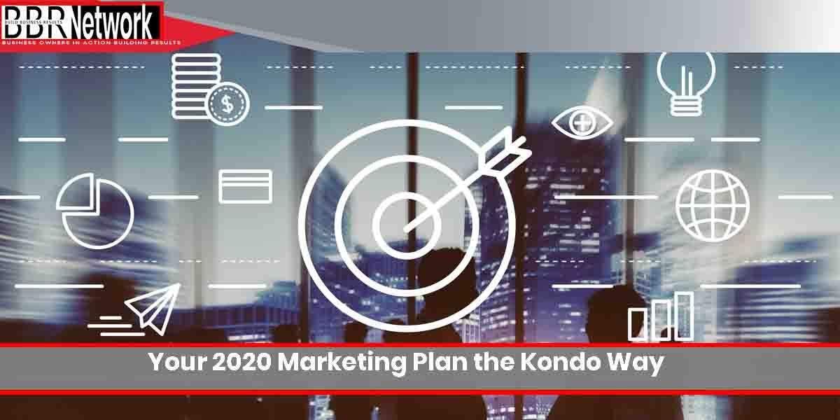 Your 2020 Marketing Plan the Kondo Way
