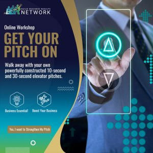 Get Your Pitch on SQUARE IMAGE Social media