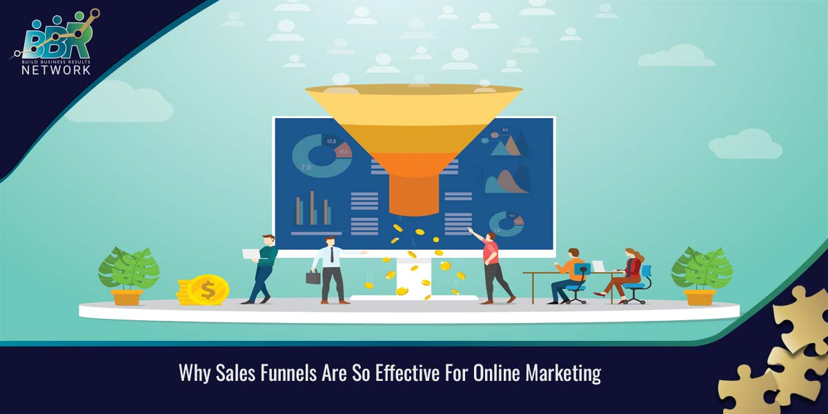 Why Sales Funnels Are So Effective For Online Marketing