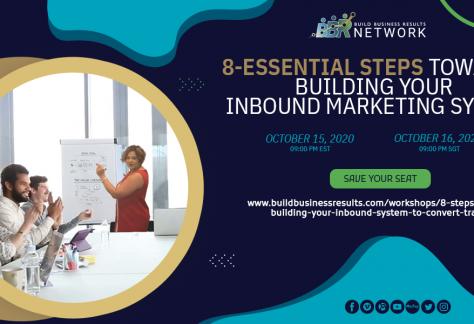 -Essential Steps Towards Building Your Inbound Marketing System