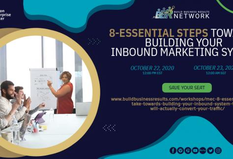 MEC | BBRNetwork - 8-Essential Steps Towards Building Your Inbound Marketing System
