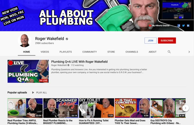 roger-wakefield-youtube-channel